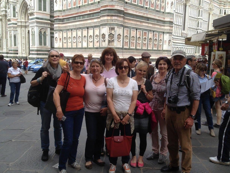 Italienisch in Florenz