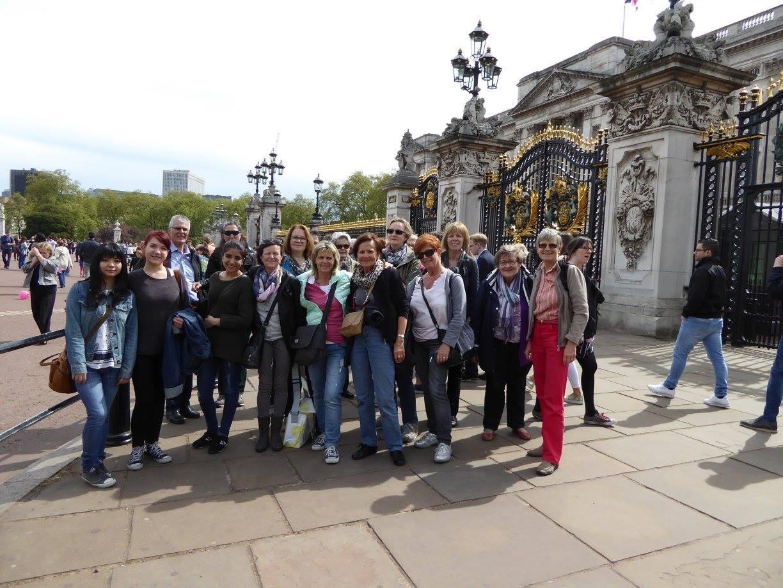 Englisch in London